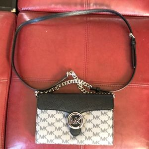 Michael Kors Wallet on a Chain -large -authentic